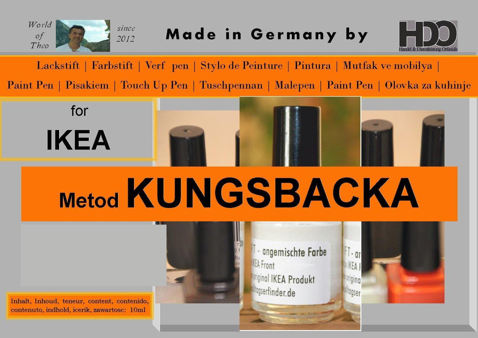 ikea metod kungsbacka q pen original. Black Bedroom Furniture Sets. Home Design Ideas
